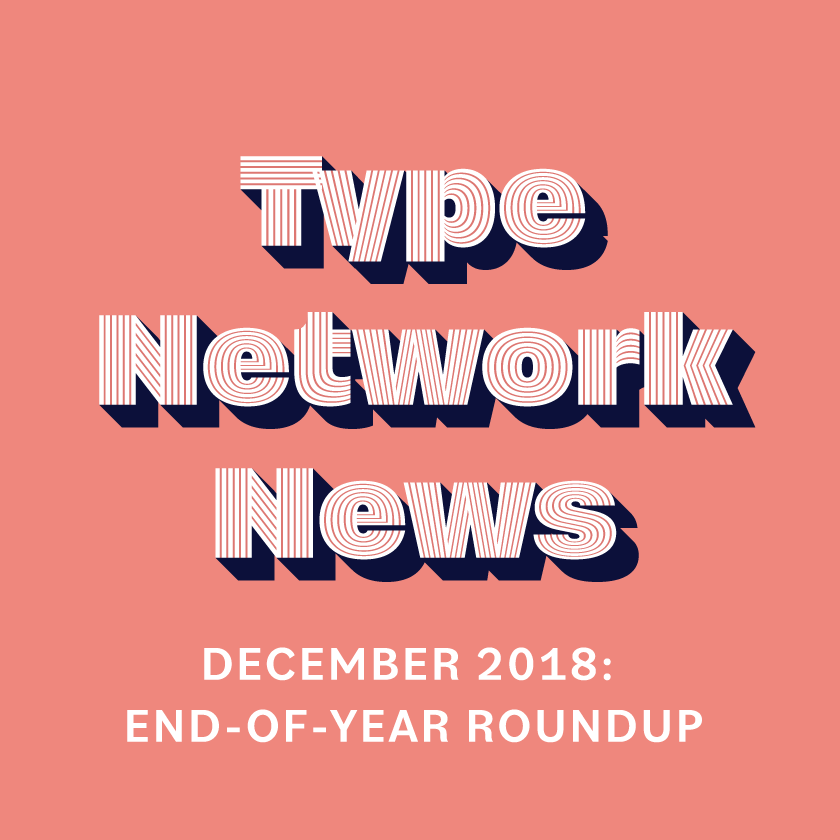 Type Network News: Webfonts Special