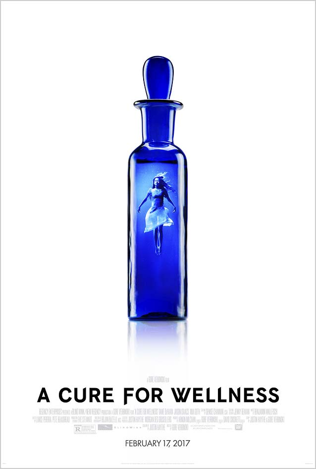 Film poster for A Cure for Wellness