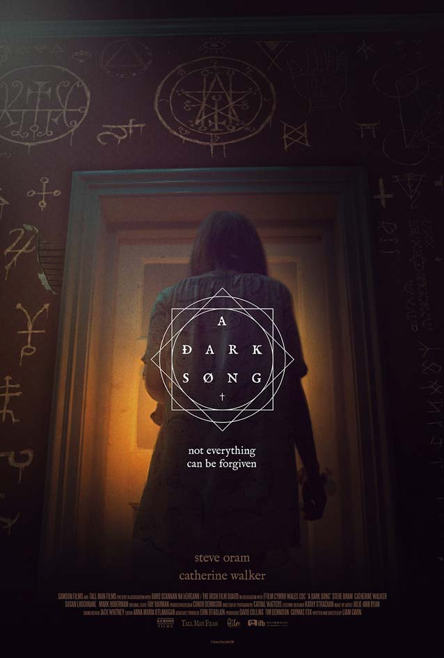 Poster for A Dark Song