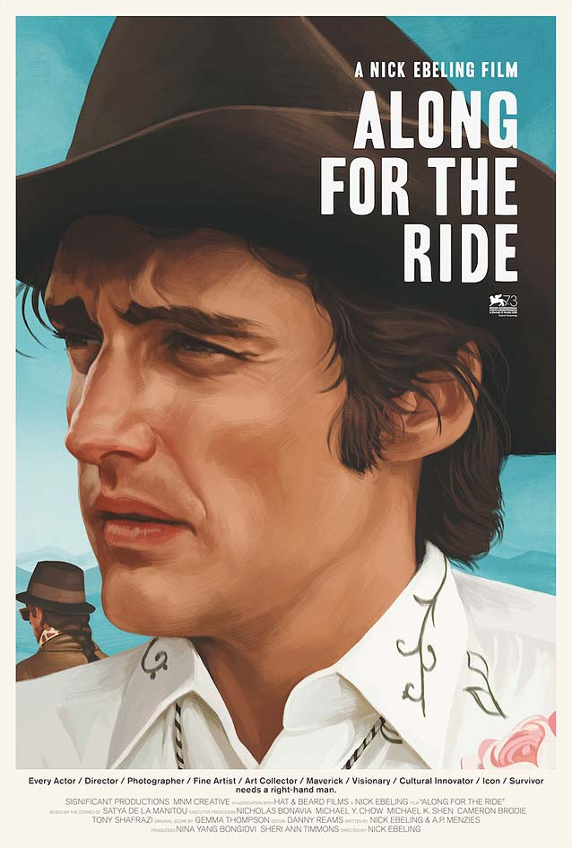 Poster for Along for the Ride