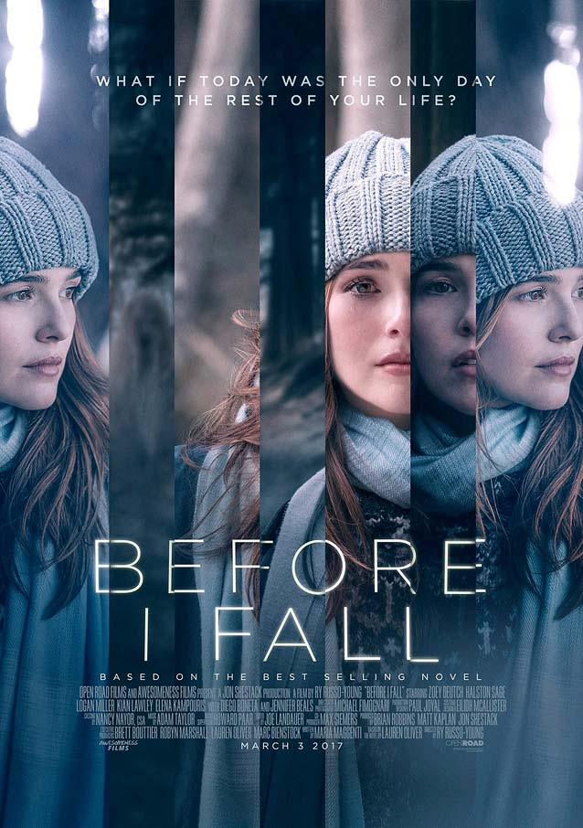 Film poster for Before I Fall