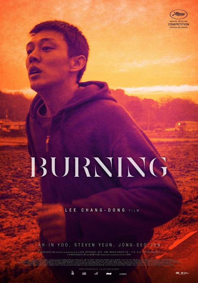 Alternate poster for Beoning (Burning)