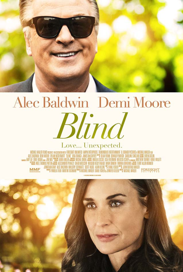 Poster for Blind