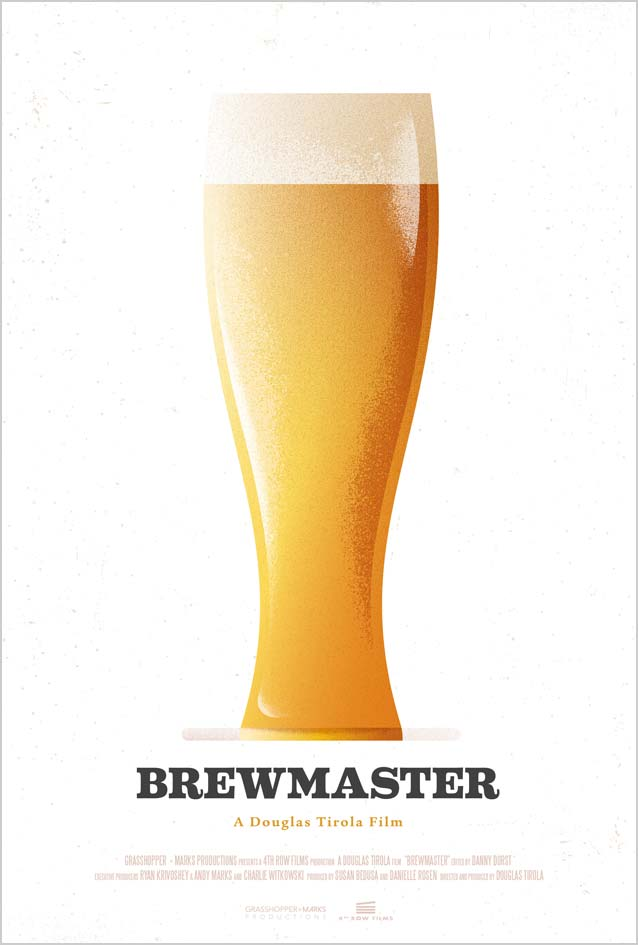 Theatrical one-sheet for Brewmaster