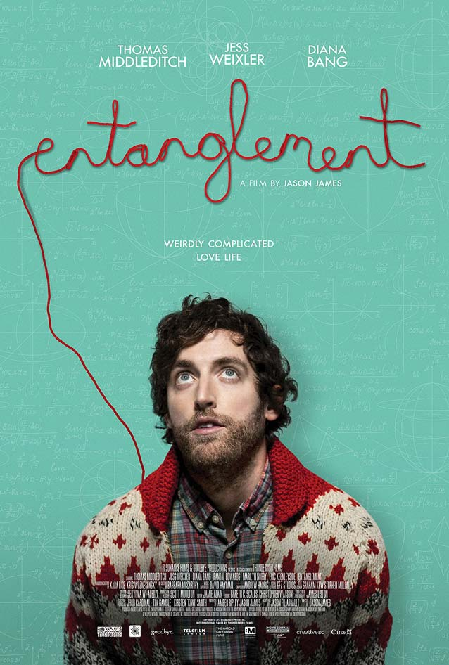 Champ & Pepper's poster for Entanglement