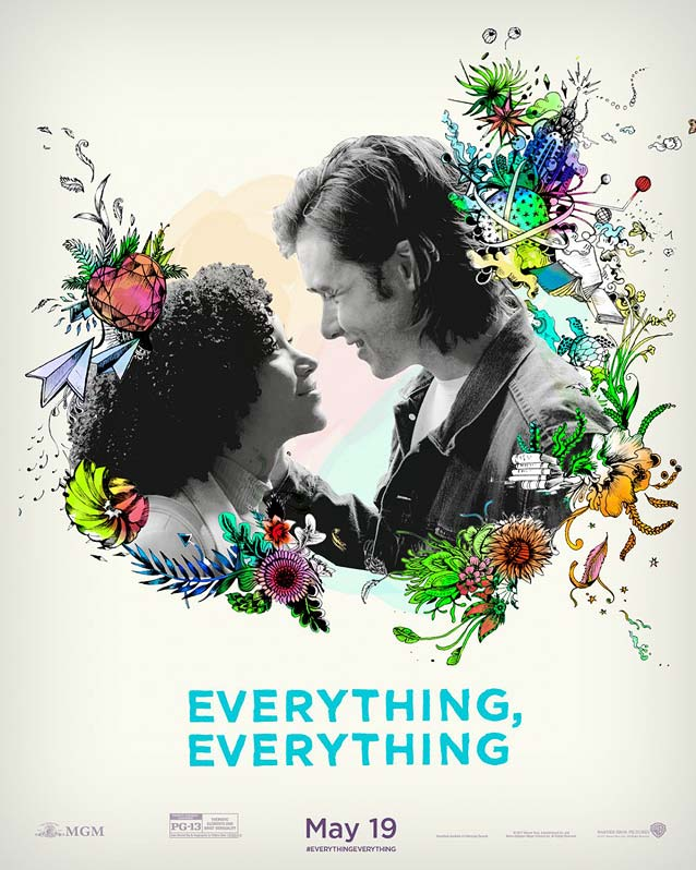 Poster for Everything Everything