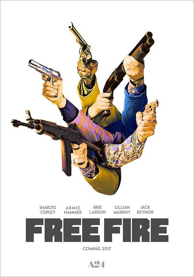 Poster for Free Fire
