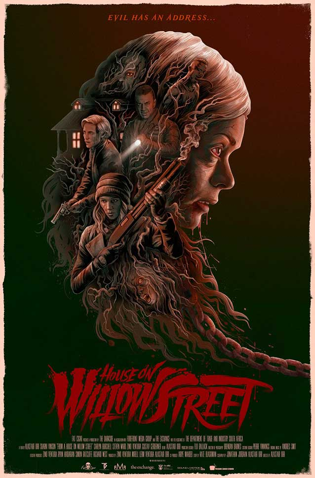 Film poster for House on Willow Street