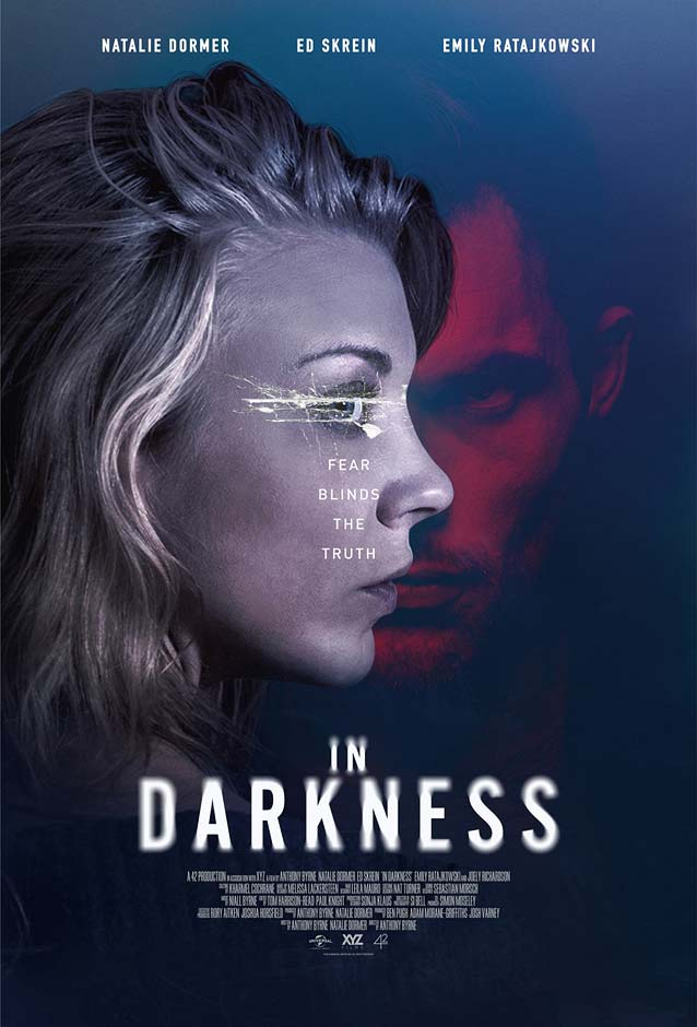 Theatrical one-sheet for In Darkness