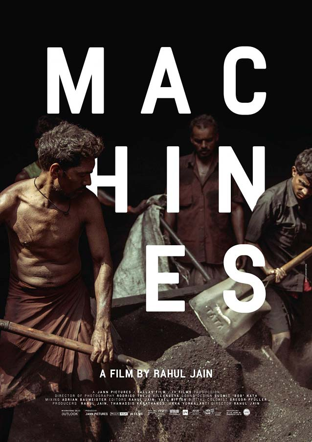 Poster for Machines