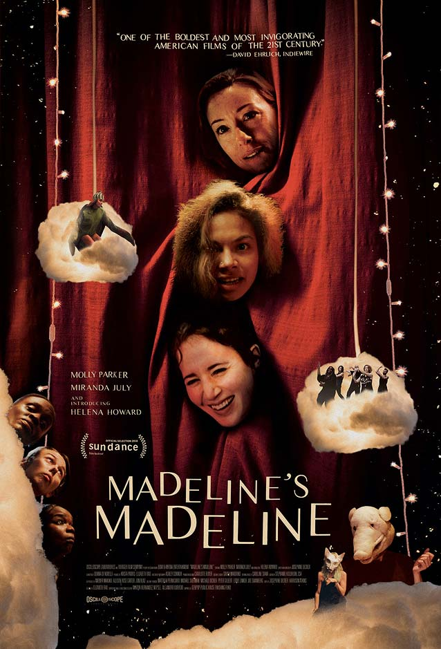 Theatrical one-sheet for Madeline's Madeline