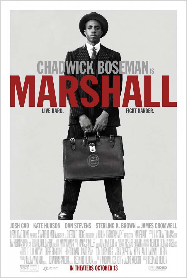 Poster for Marshall