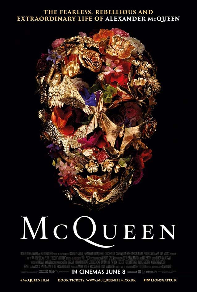 The Posterhouse's theatrical one-sheet for McQueen