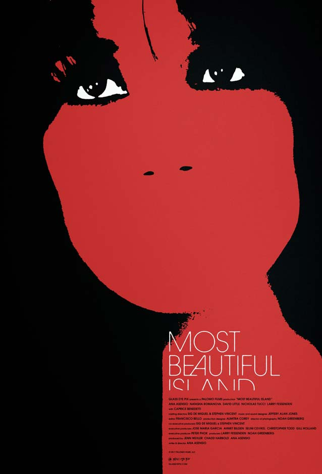 Poster for Most Beautiful Island