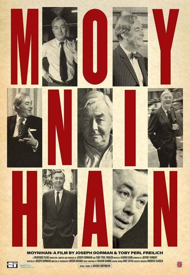 Theatrical one-sheet for Moynihan