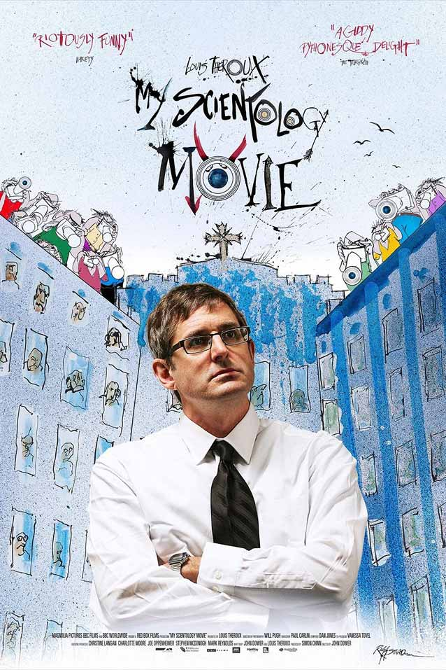 Film poster for My Scientology Movie