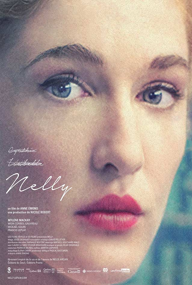 Theatrical one-sheet for Nelly
