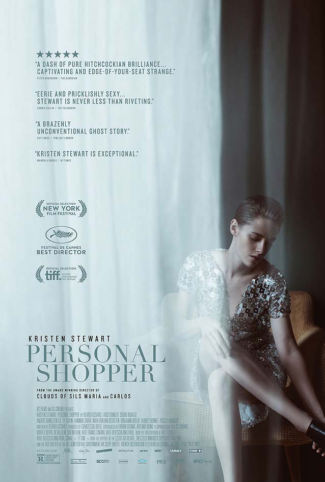 Film poster for Personal Shopper
