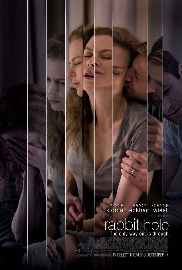 Film poster for Rabbit Hole