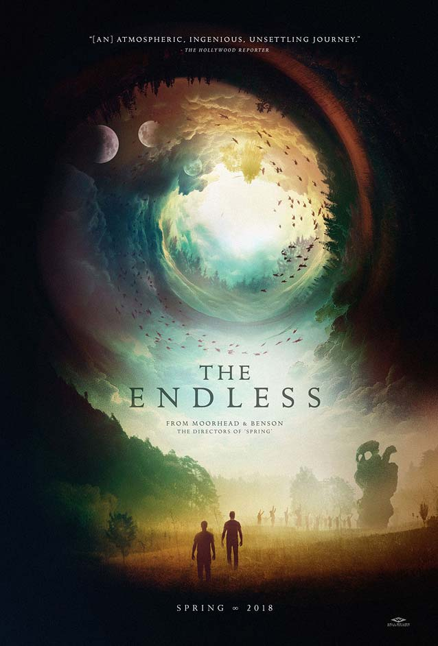 Main theatrical one-sheet for The Endless