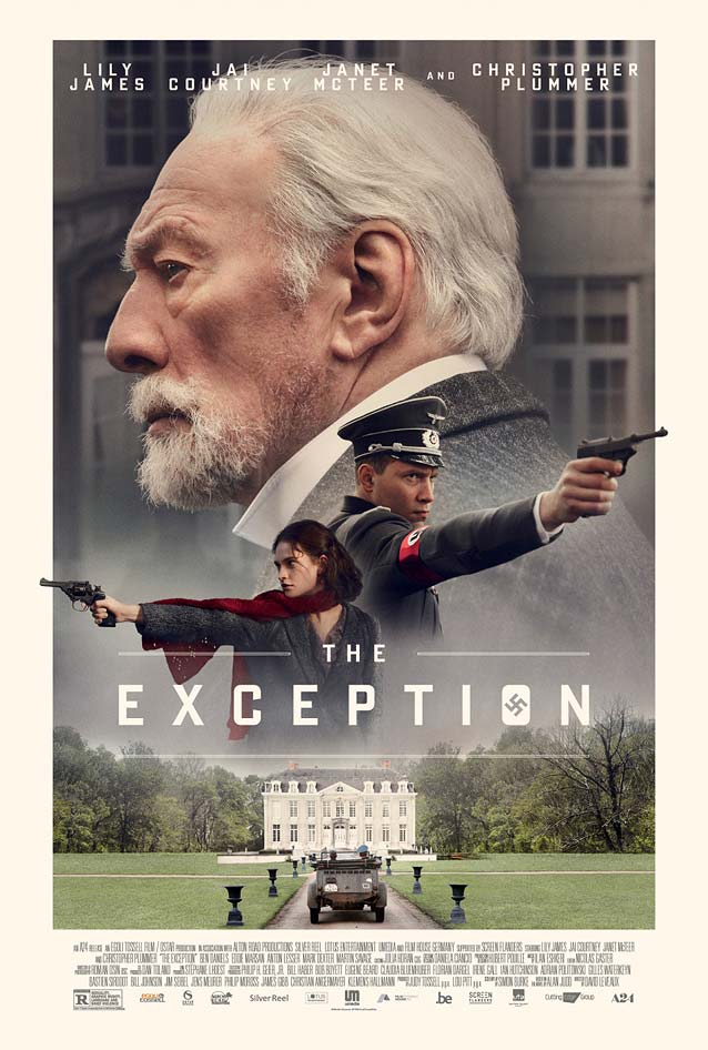Poster for The Exception