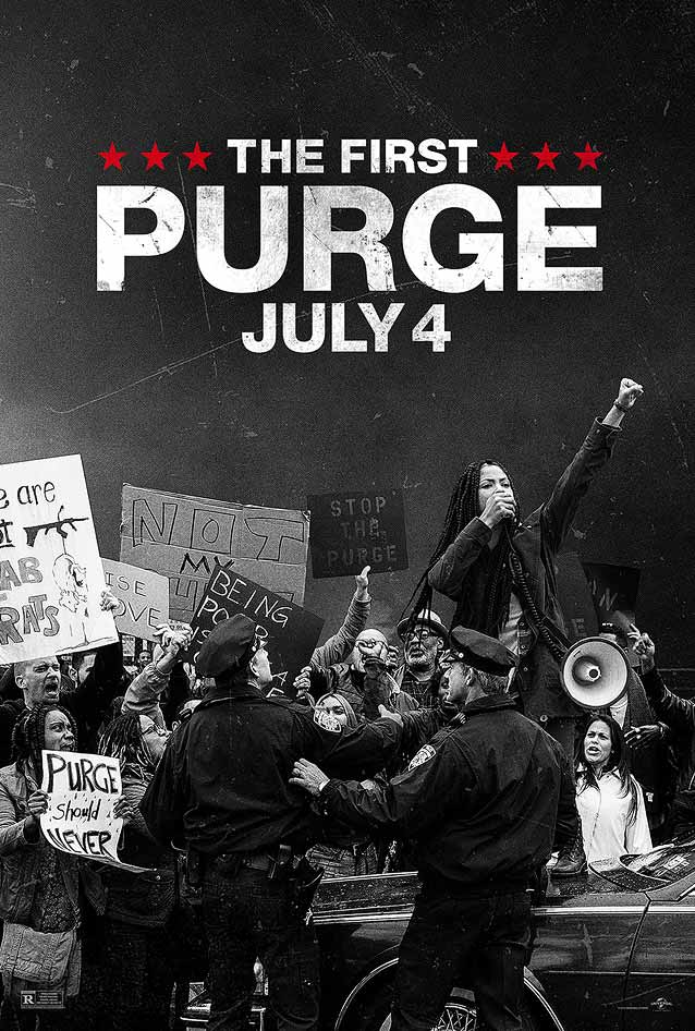 LA's teaser for The First Purge