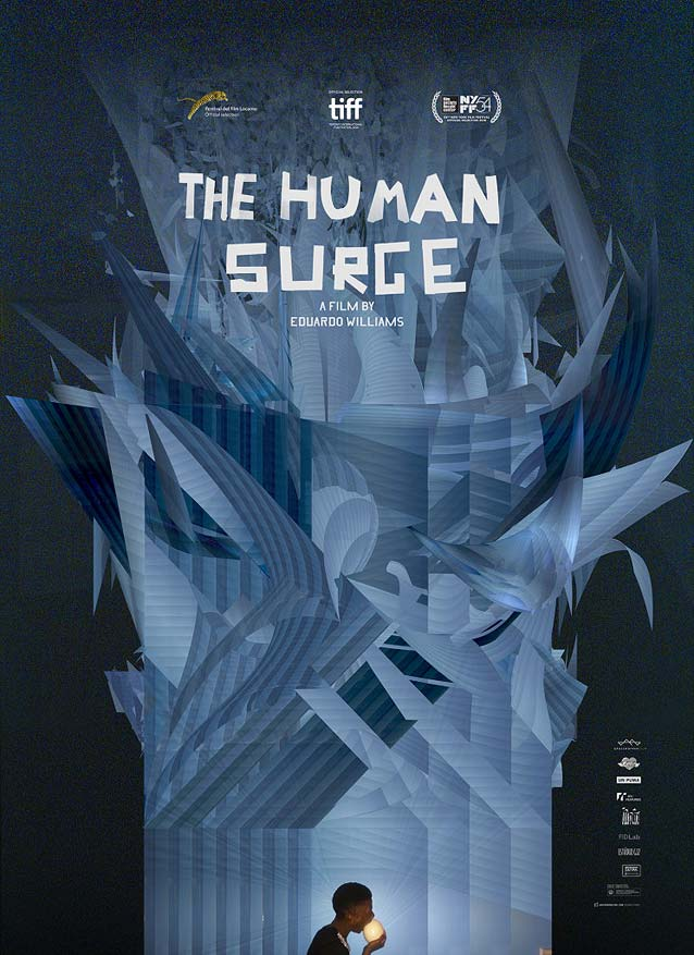 Film poster for The Human Surge