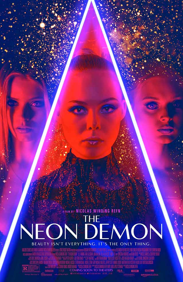 Poster for The Neon Demon