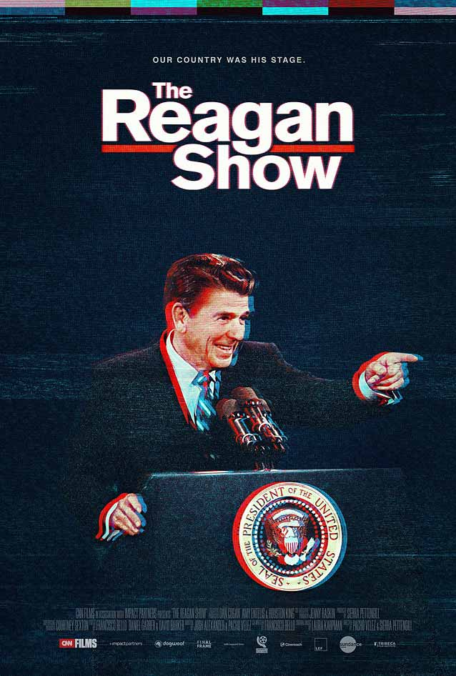 Poster for The Reagan Show