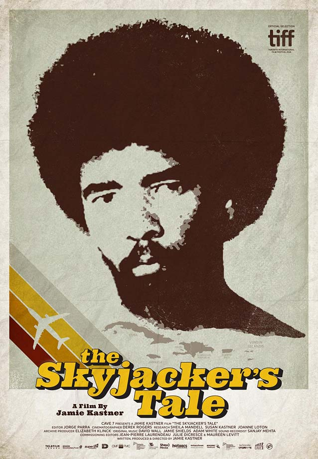 Poster for The Skyjacker's Tale