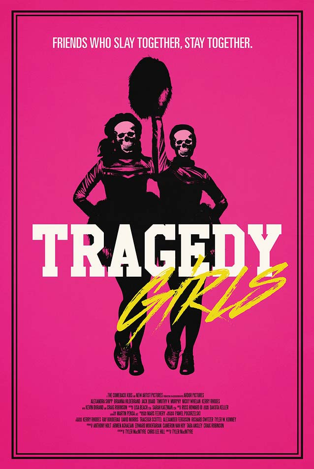 Poster for Tragedy Girls