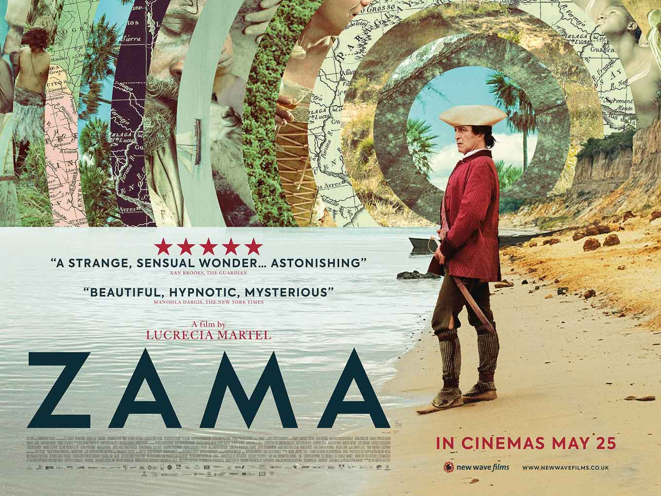UK quad for Zama